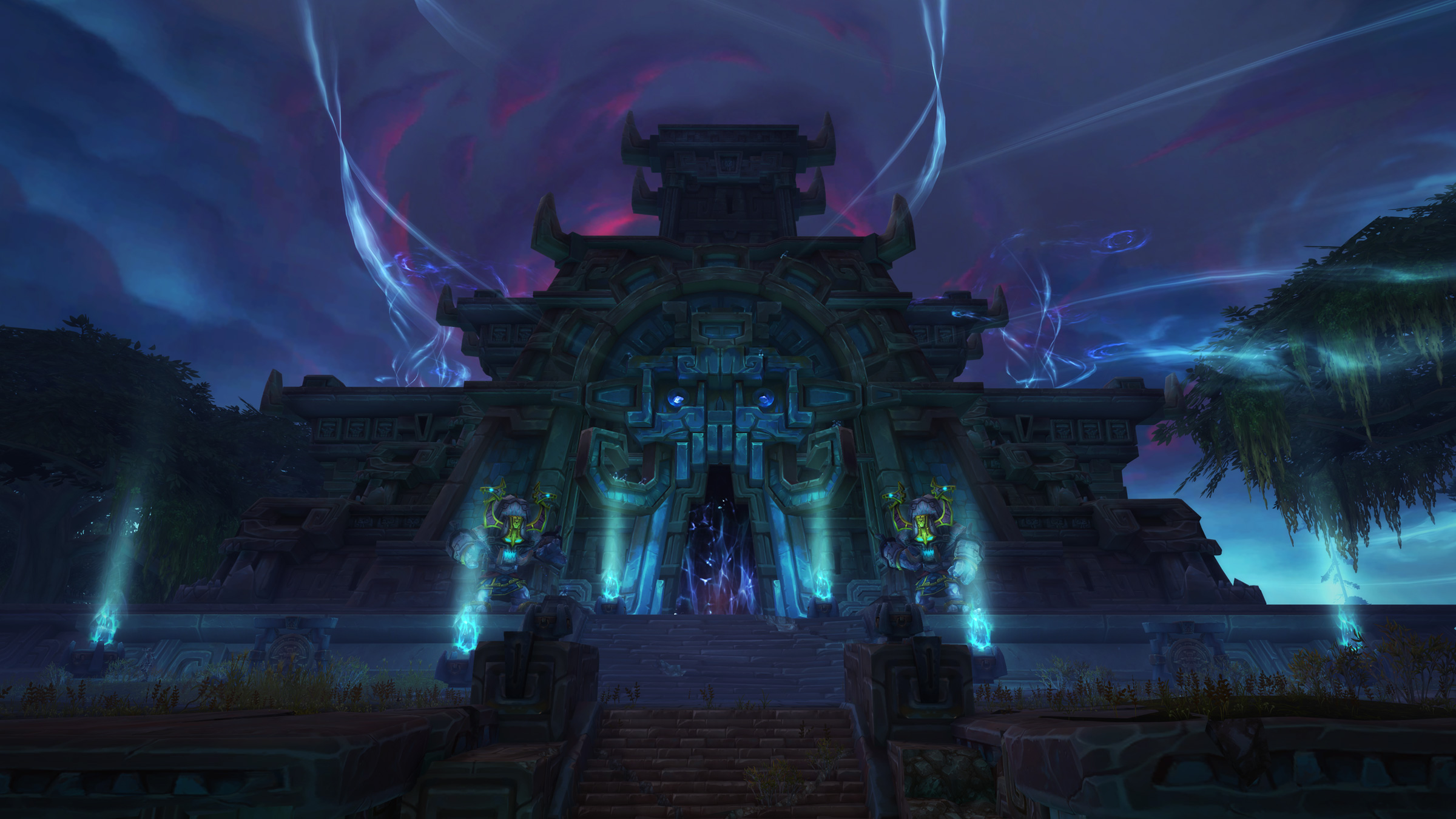 Battle for Azeroth Preview: Nazmir Visitor's Guide