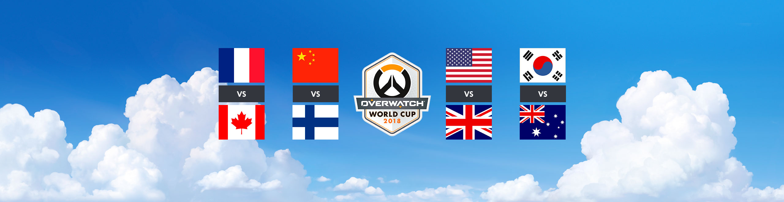 Copa mundial de Overwatch: vista previa de los 8 mejores equipos