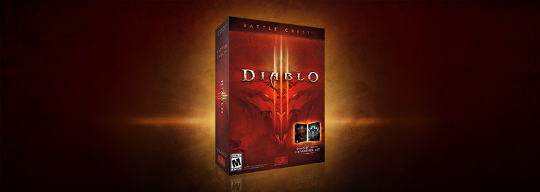 Diablo III PC Battle Chest – Now $29.99