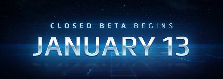 Heroes Closed Beta Announced at BlizzCon 2014!