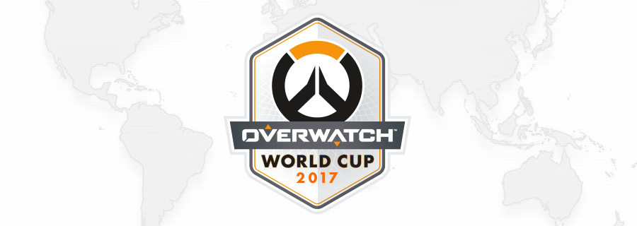 Congratulazioni ai Top 8 dell'Overwatch World Cup 2017