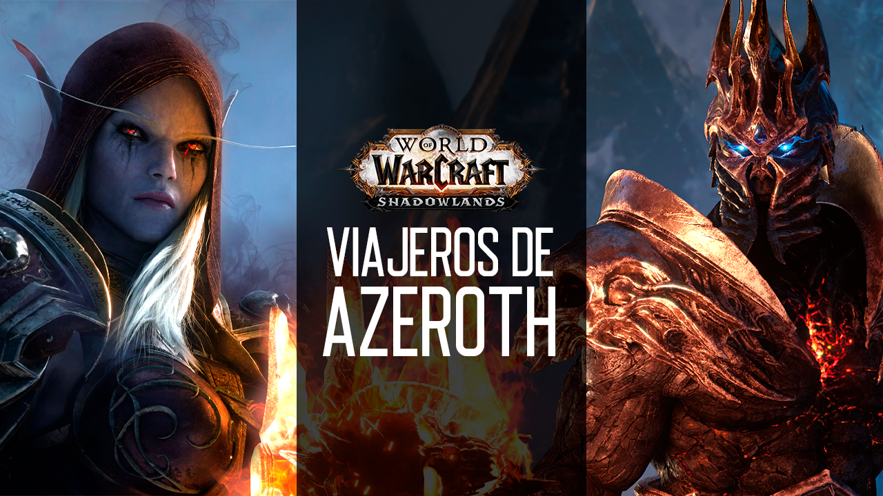 Episodio 8: Podcast Viajeros de Azeroth