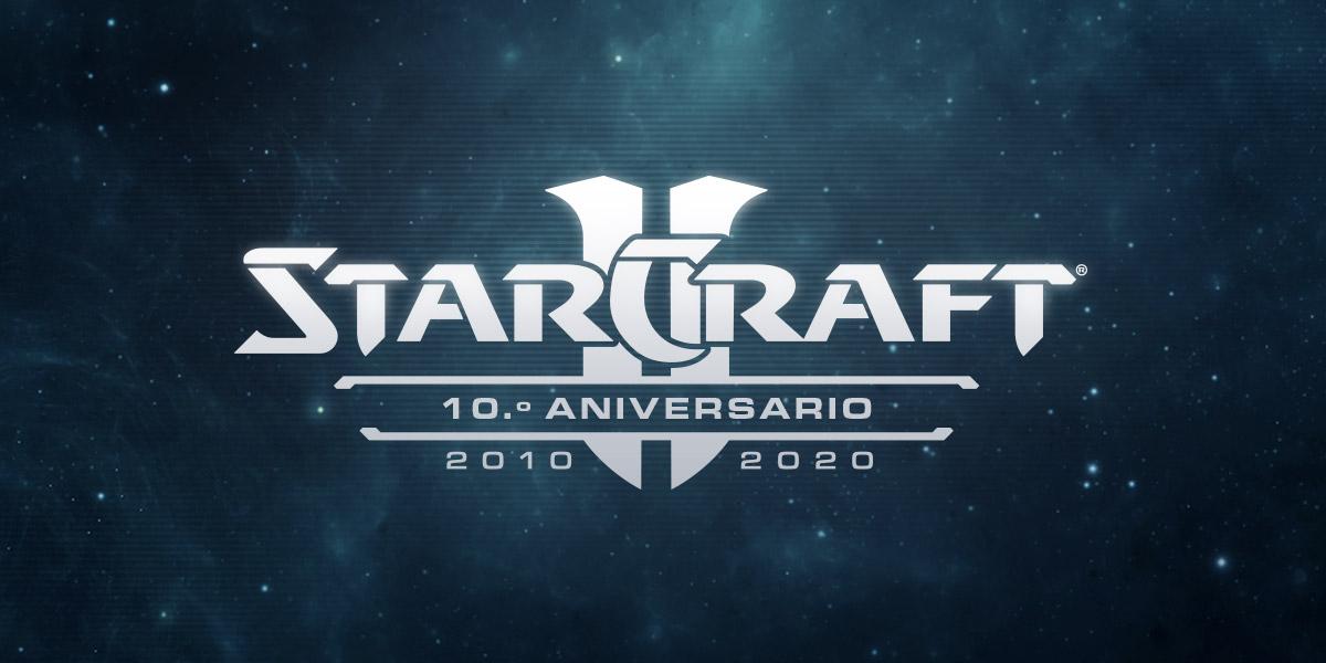 Actualizaciones del 10.º Aniversario de StarCraft II