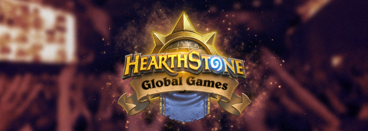 The Hearthstone Global Games Finals will be at gamescom 2017!