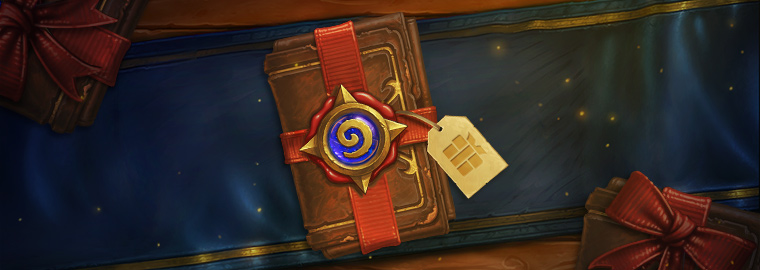 A Hearthstone Gift From Us! - Hearthstone