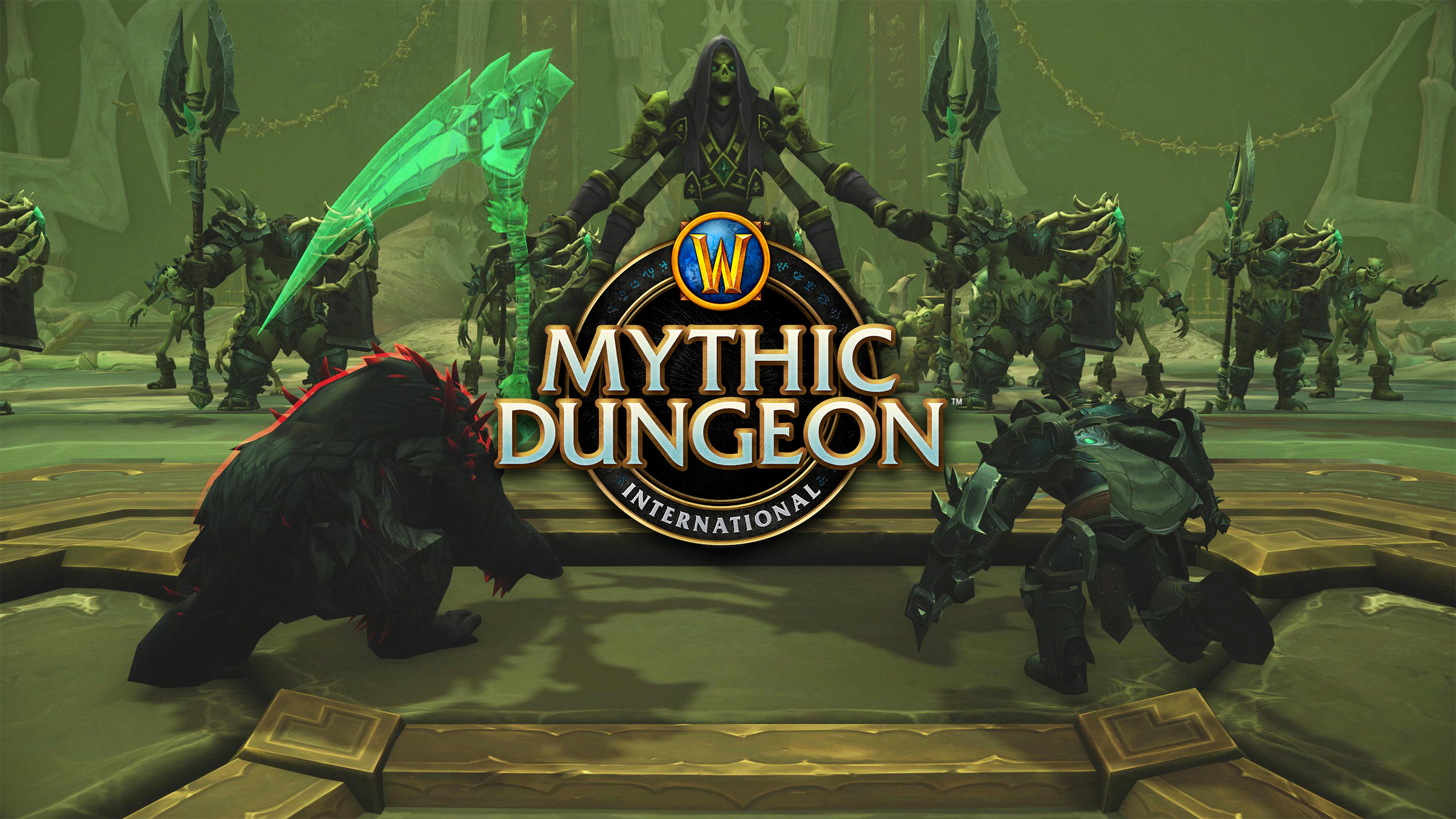 Mythic Dungeon International: The Shadowlands 2021 Season 1 is Here!