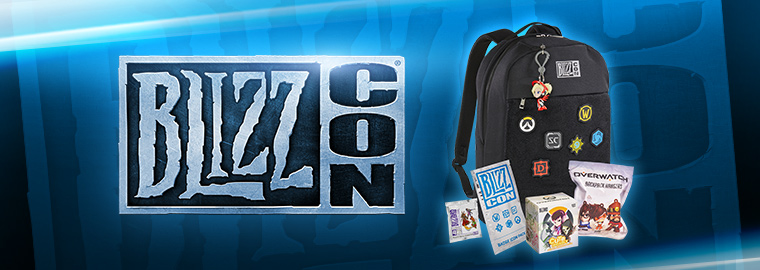 Grab Your Epic BlizzCon® 2017 Goody Bag