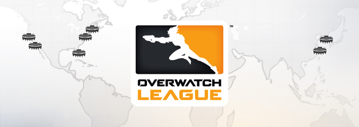 Seven Overwatch League Teams Announced!