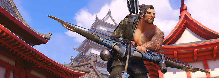 Play Overwatch® FREE May 5–10 During the Open Beta