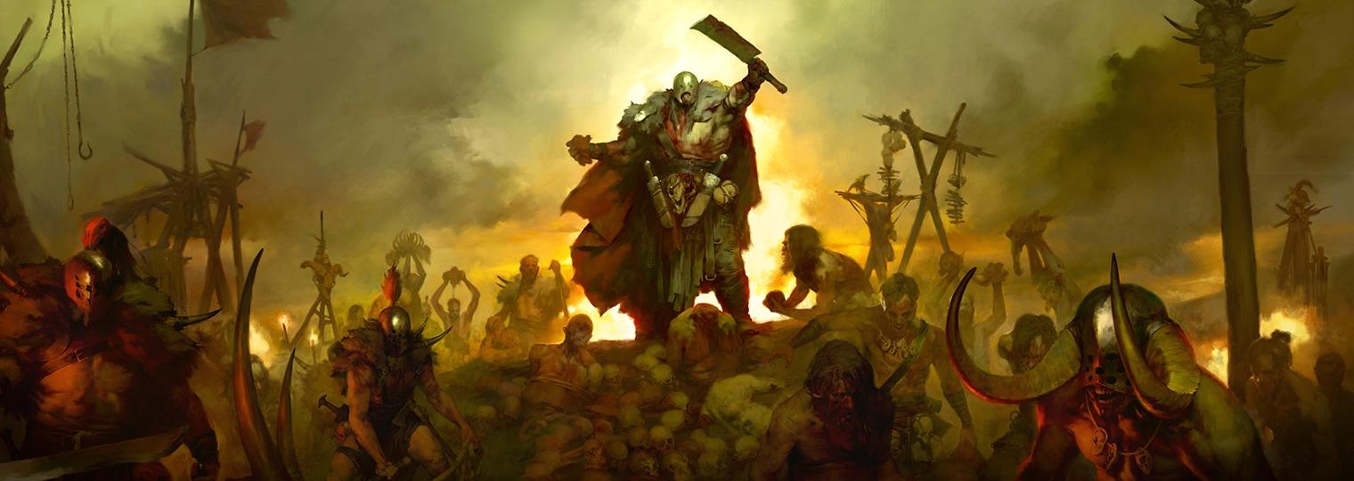 Изменения интерфейса в Diablo 4