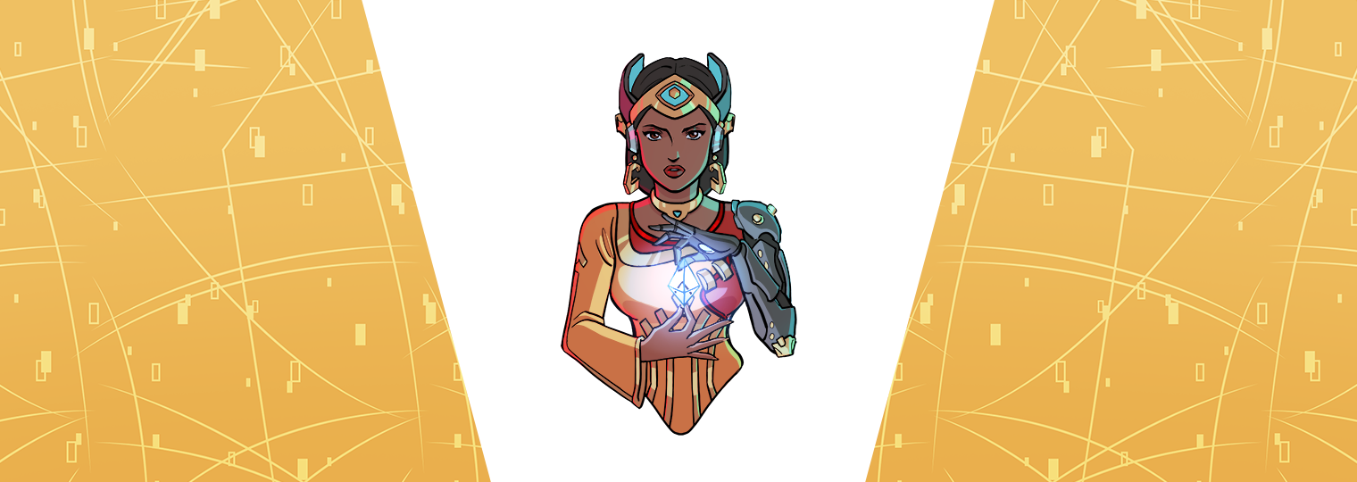 Stroke by Stroke: Community Artist JaviDraws on Designing Symmetra Sprays