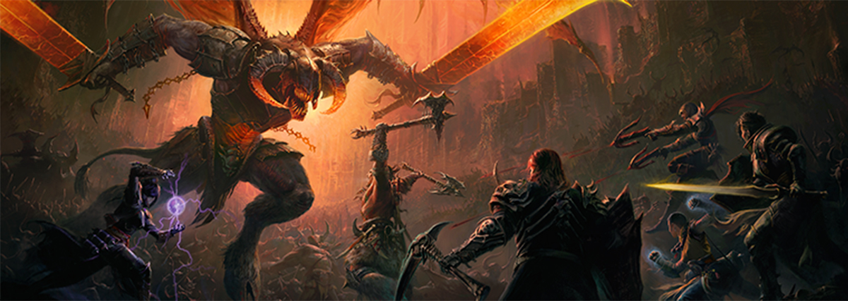 Предметы в Diablo Immortal