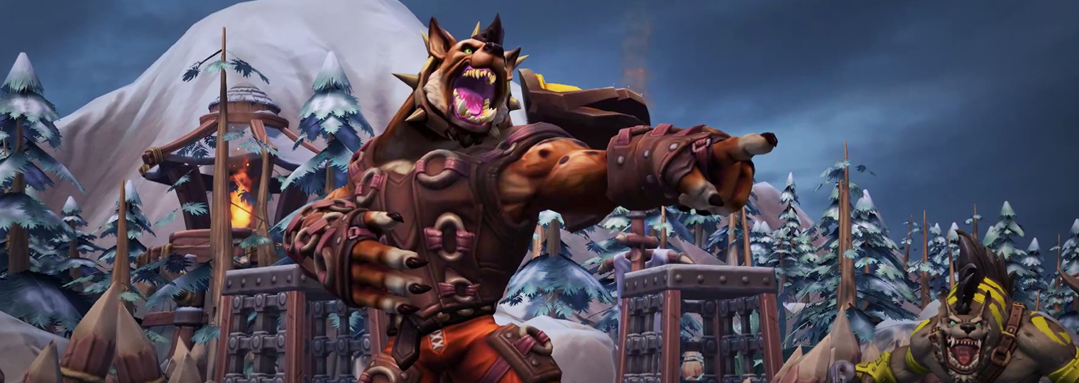C'è uno Gnoll nel Nexus! Boccalarga sbarca su Heroes of the Storm