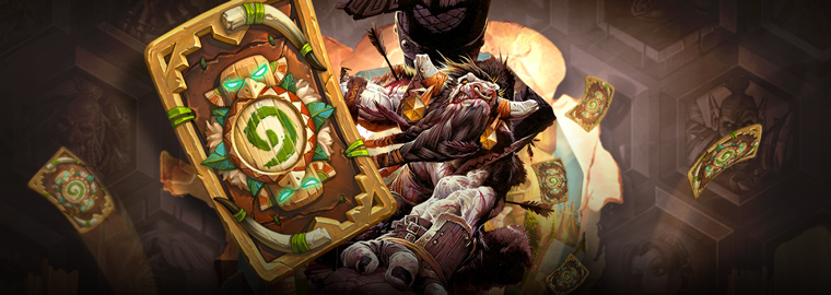 Hearthstone® February 2016 Ranked Play Season – We're Not Bluffin'