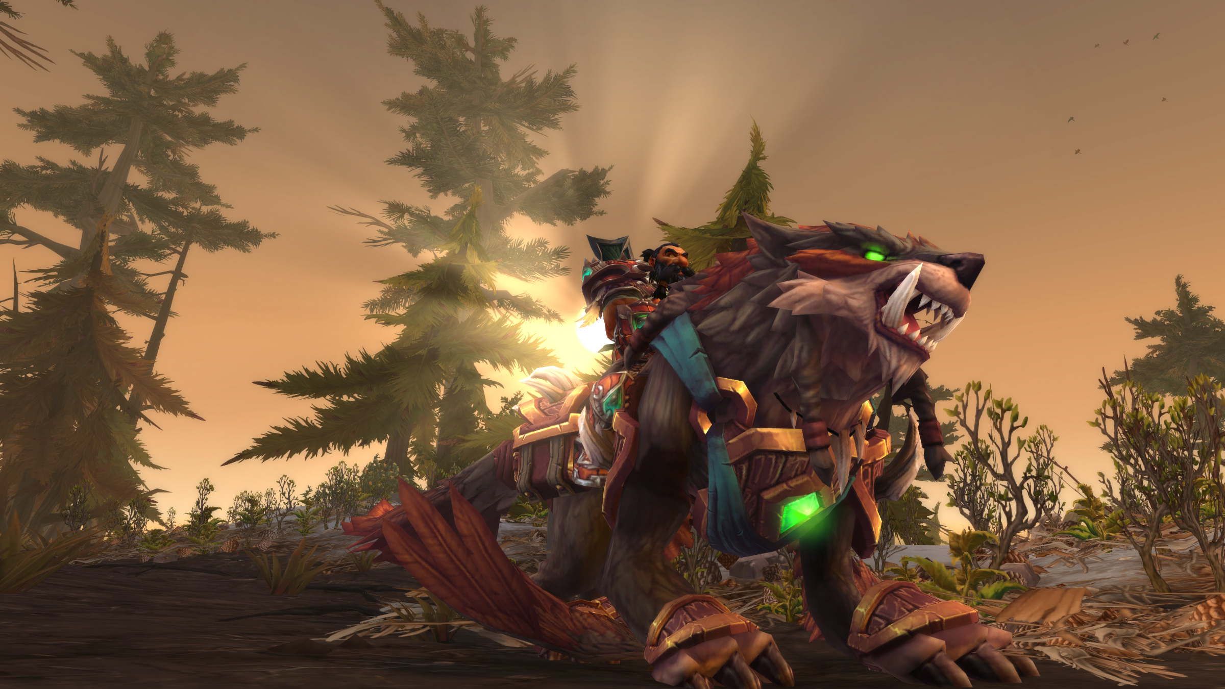Legion: Mounts, Pets, and More