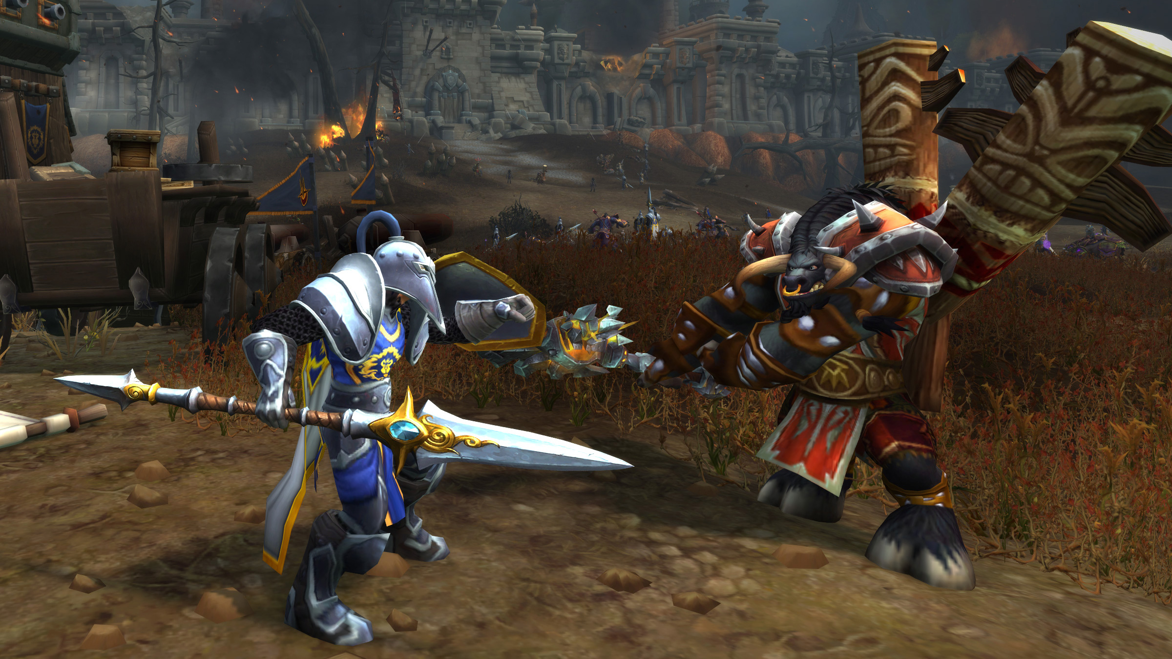 The Siege of Lordaeron Has Begun!