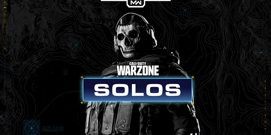 Introducing Solos to Call of Duty®: Warzone
