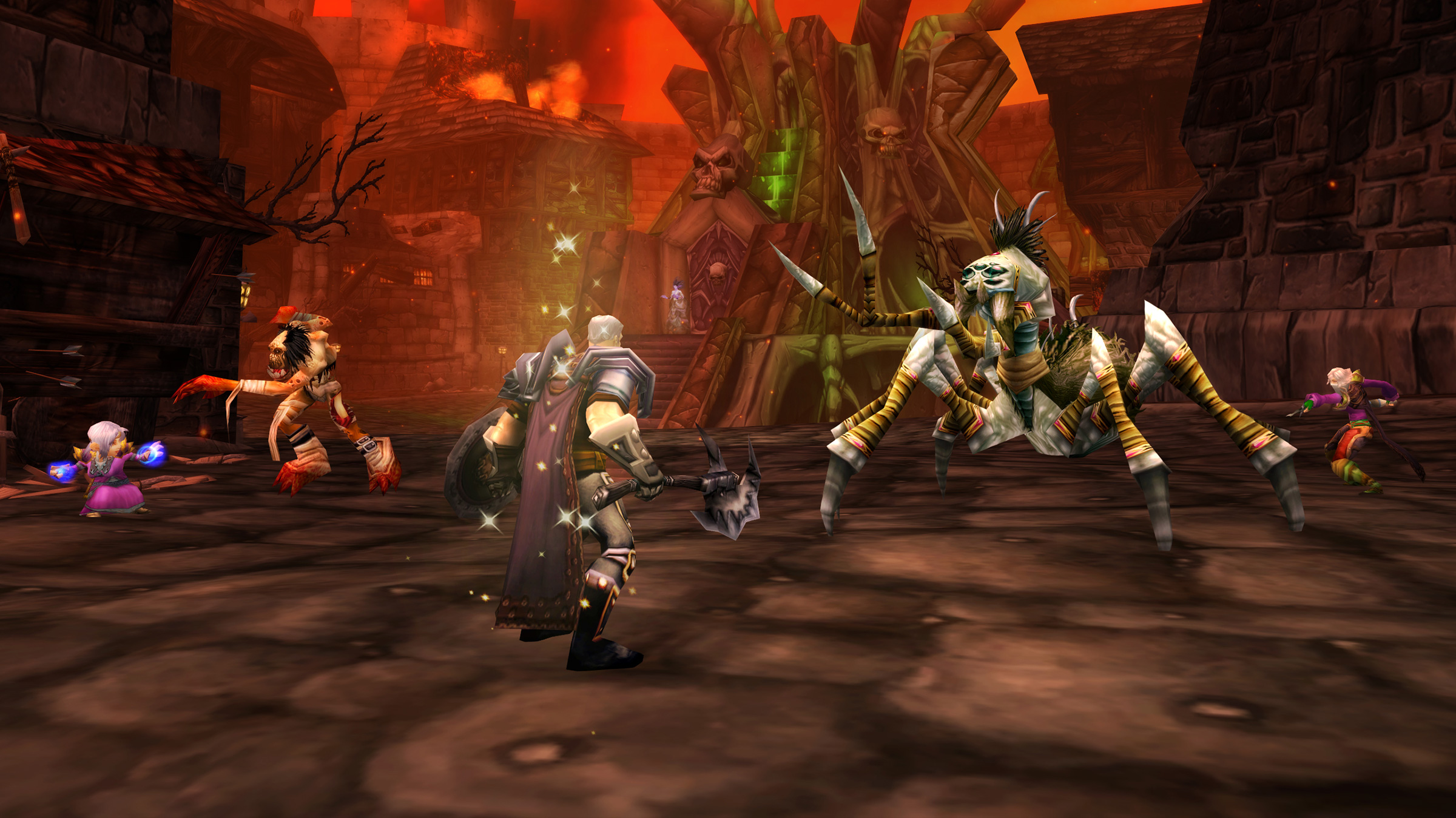 Risorse di World of Warcraft Classic per la community