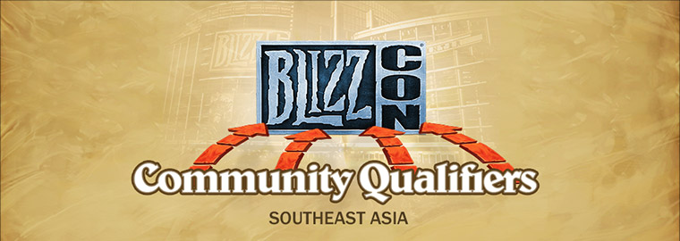 Southeast Asia Community Qualifiers in August