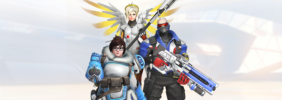 Play Overwatch® Free February 16–19 on PC, PlayStation® 4, and Xbox One