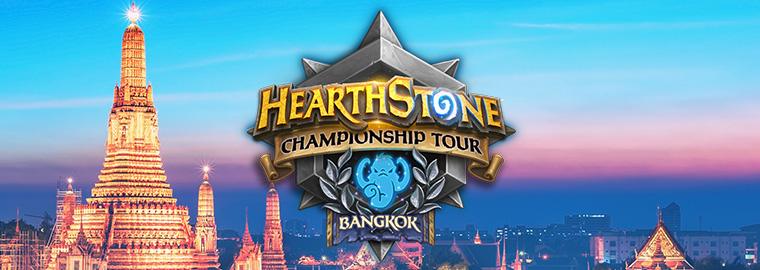 Bangkok Says Sawadee (Hello!) to the Hearthstone Championship Tour!