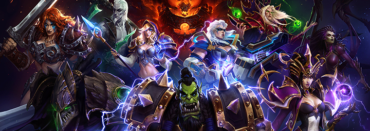 Heroes of the Storm Development Updates – April 12, 2018