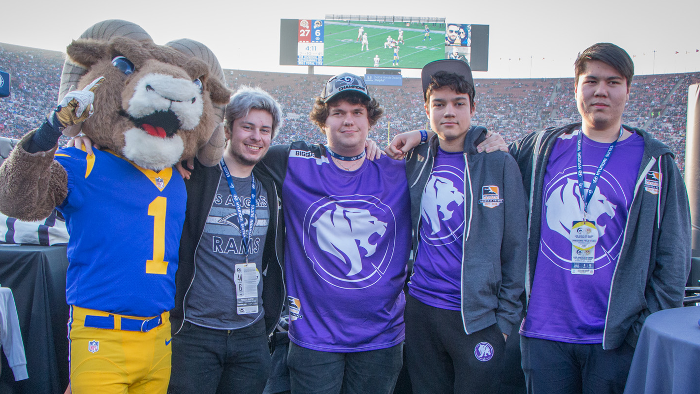 Hitting the Field with the LA Gladiators