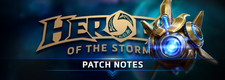 Heroes of the Storm Patch Notes - March 14, 2017