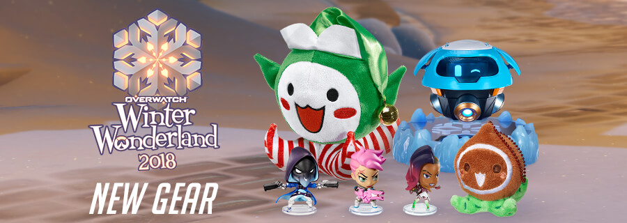 Overwatch Winter Wonderland Gear Available Now