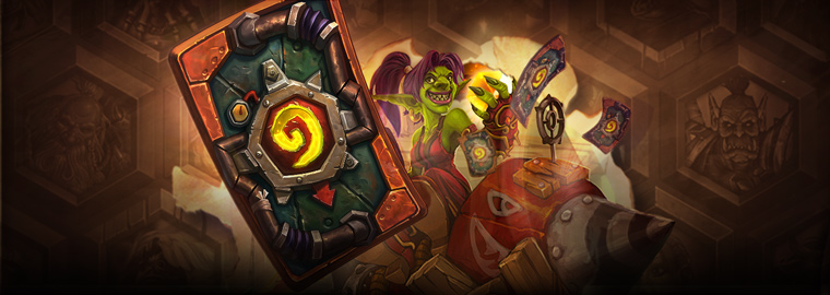 Hearthstone November 2014 Ranked Play Season - Lobbin' Goblins!