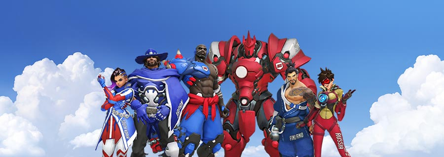 Avance de la fase de grupos de la Overwatch World Cup: Incheon