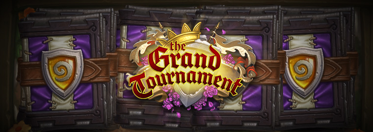 *Promotion Ended* The Grand Tournament Pre-Purchase Bundle