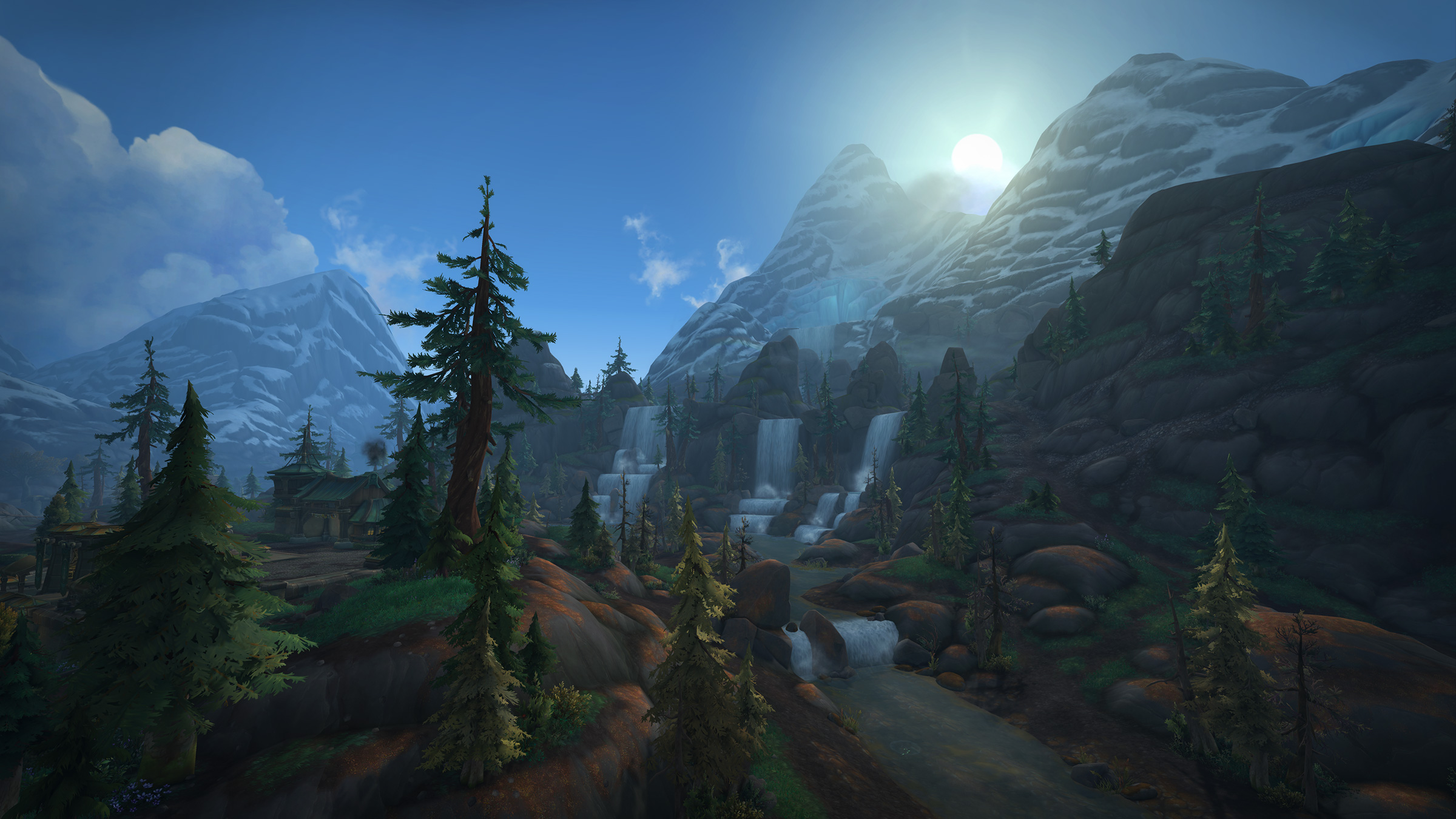 Battle for Azeroth: Tiragarde Sound Visitor's Guide — World