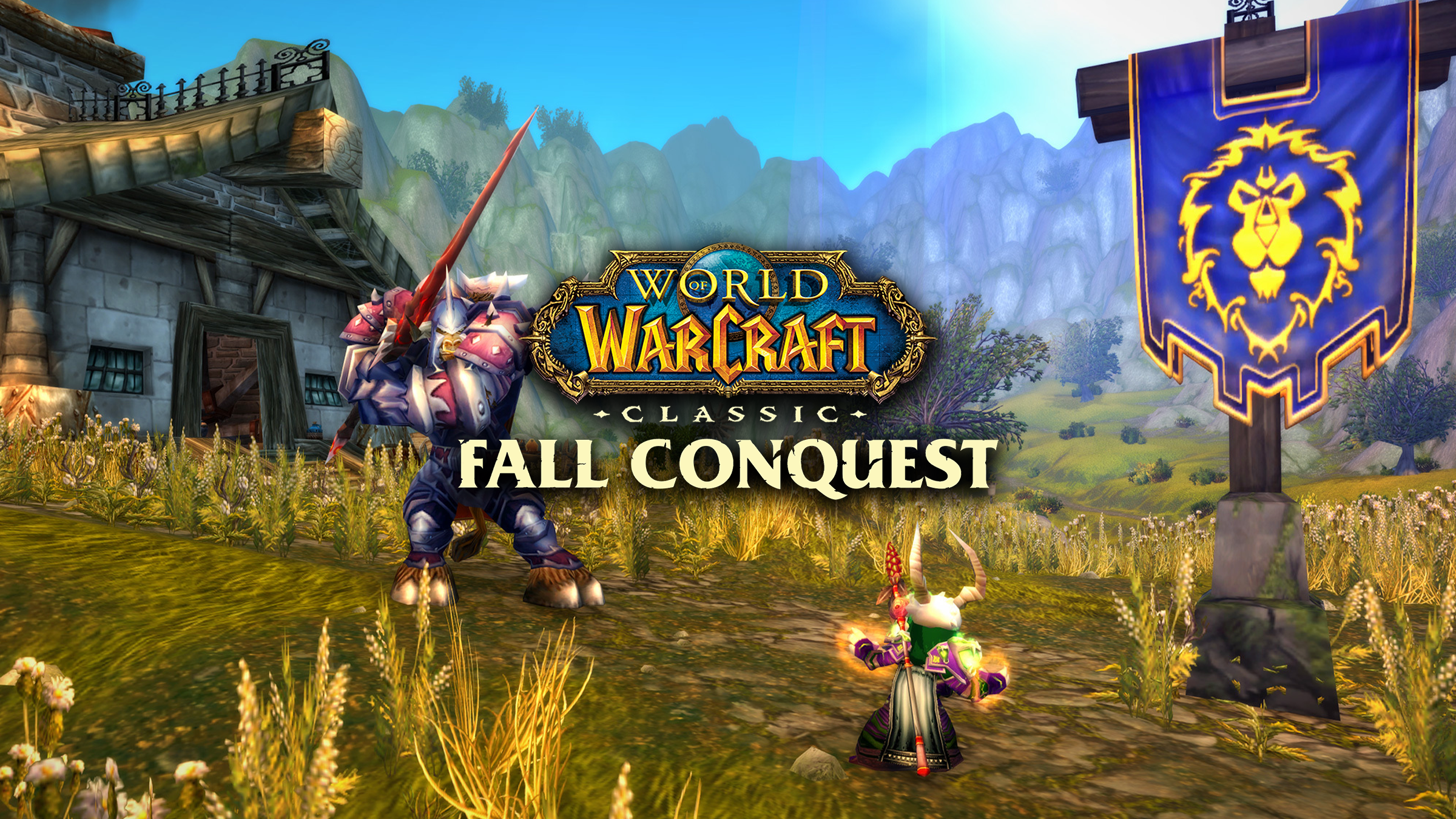 Представляем турнир World of Warcraft Classic Fall Conquest