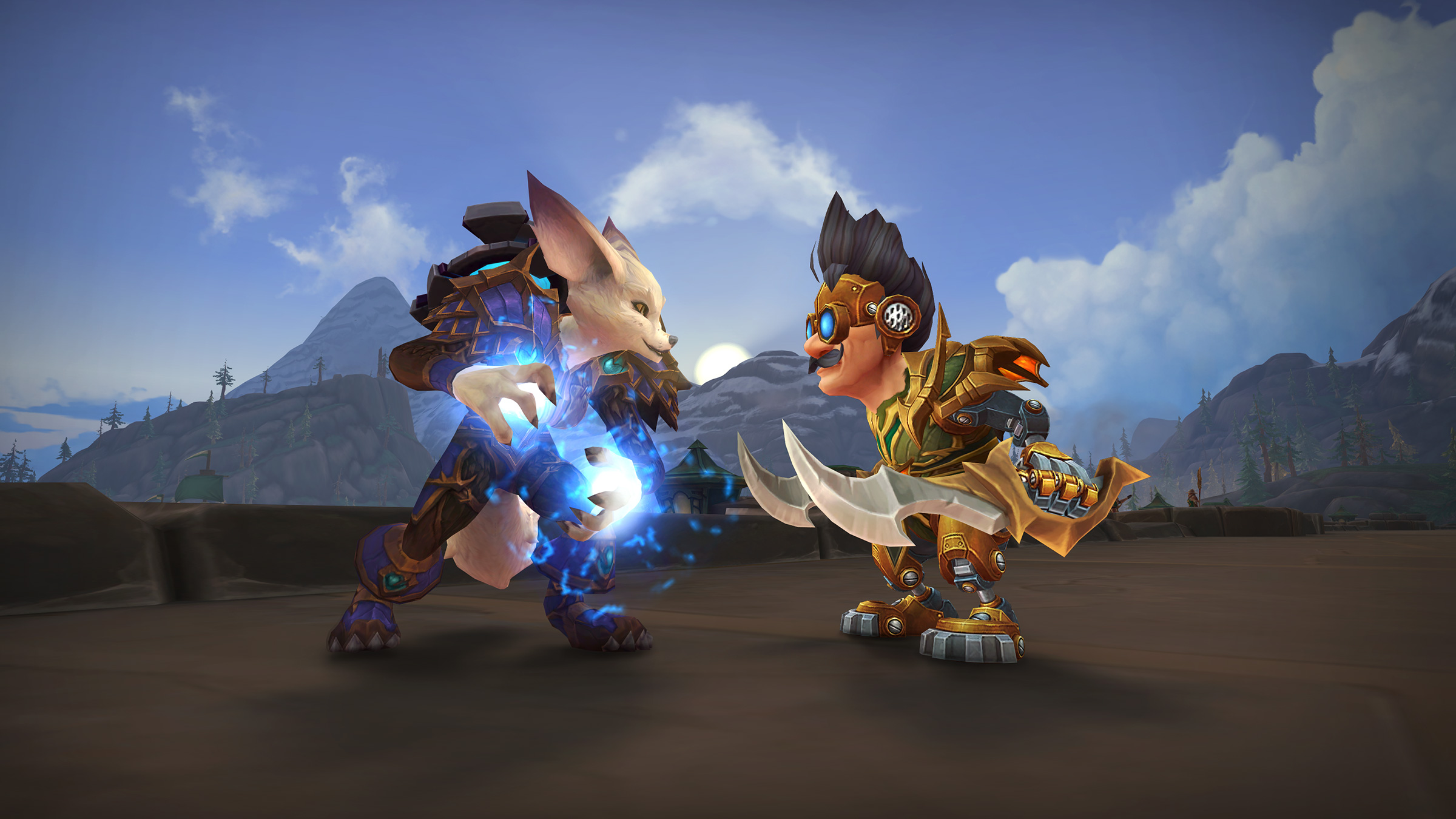 New Allied Races Preview: Vulpera and Mechagnomes!