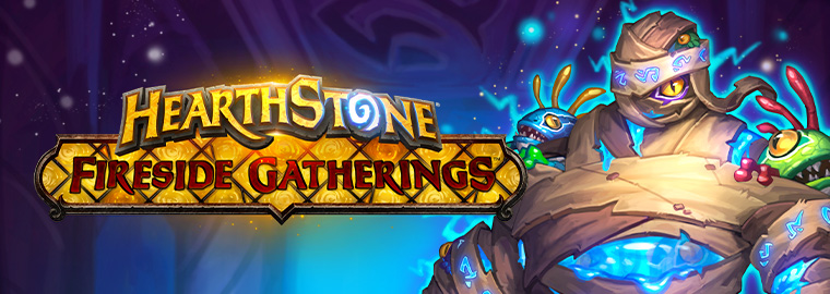 Party up for the Tombs of Terror at a Fireside Gathering!