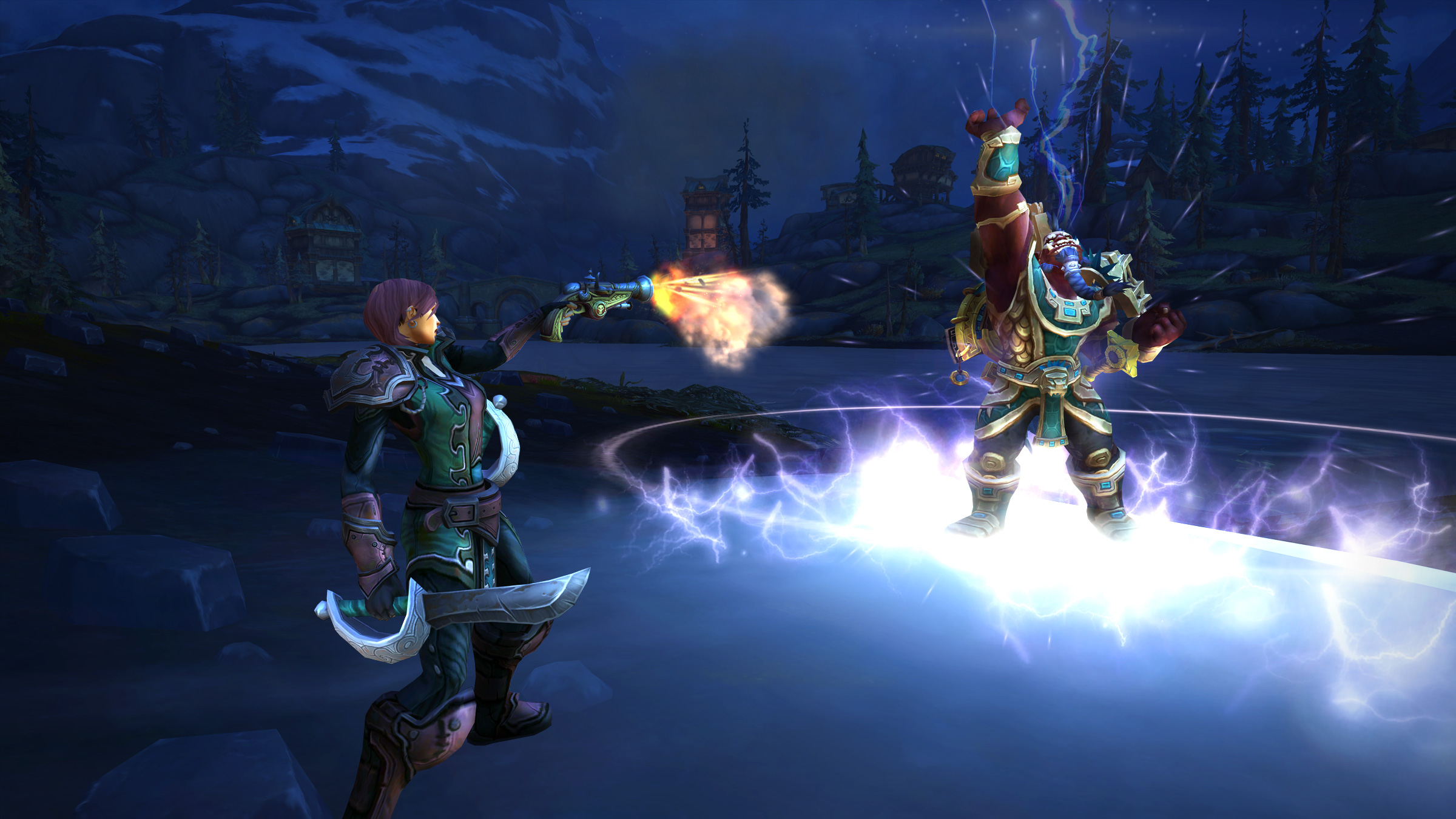 Battle for Azeroth Preview: War Mode, PvP Talents, and More