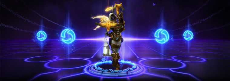 Le fonctionnement du système d'association de Heroes of the Storm