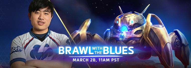Brawl with the Blues: Fenix!
