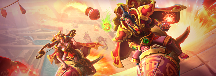 Heroes Brawl of the Week, February 1, 2019: Lunar Rocket Racing
