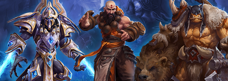 New Heroes Storm the Nexus at gamescom