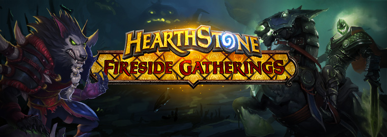 Have a Whimsically Wicked Hallow's End Fireside Gathering!