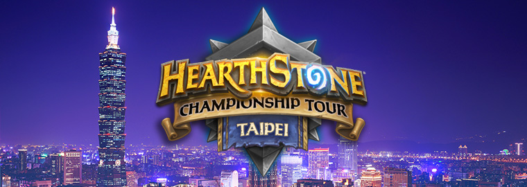 Experience the Hearthstone World Champion's Stomping Grounds at HCT Taipei!