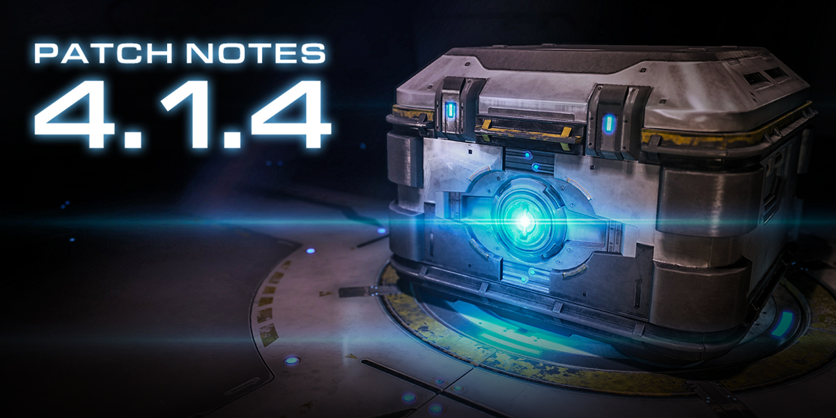 StarCraft 4.1.4 Patch Notes