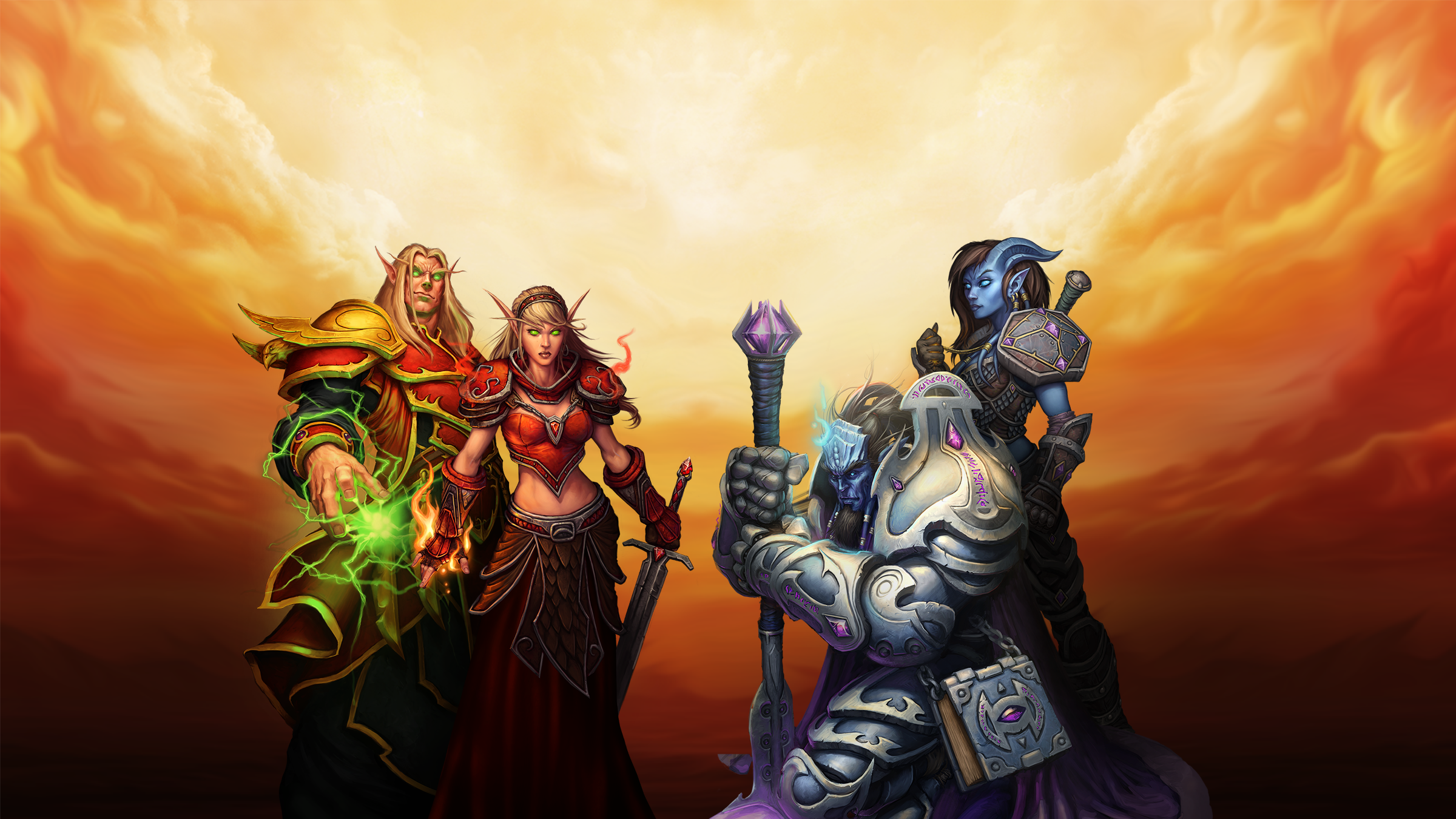 The Burning Crusade Classic Beta Has Begun!