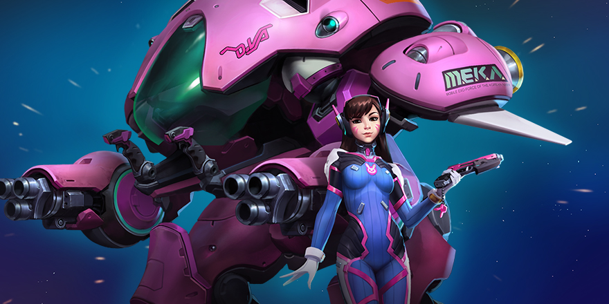 She's Back in the Fight!: Inside D.Va's Rework