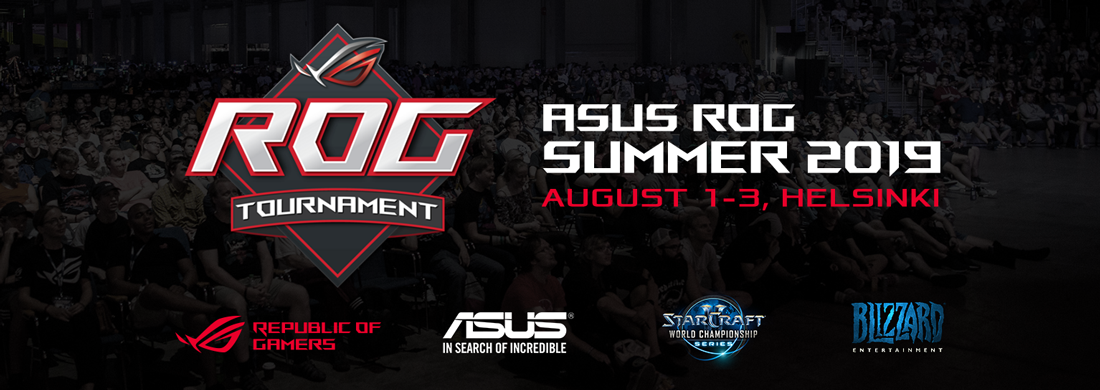 ASUS ROG Assembly Summer 2019: Viewer's Guide — Blizzard News