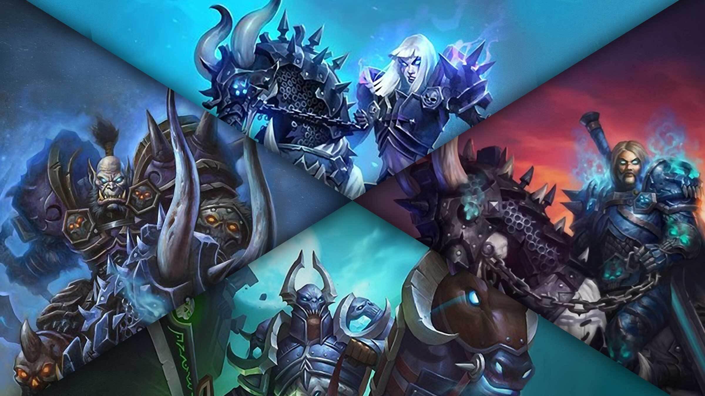 Nouvelle de Warcraft : « Ensemble, chevauchons »