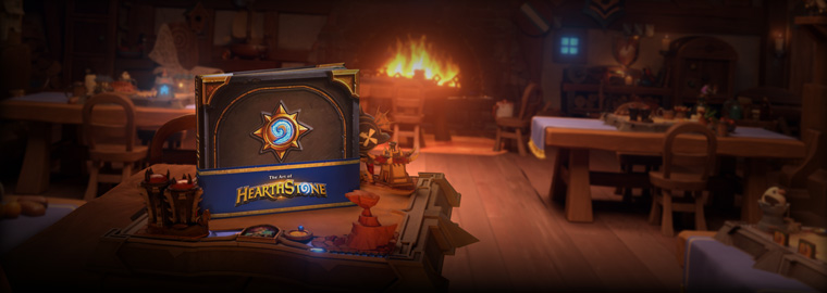 Presenting The Art of Hearthstone!