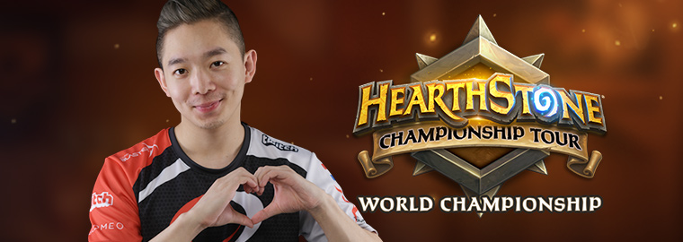 Tyler's Journey to the HCT World Championship